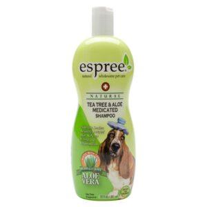 שמפו לכלבים לעור מגורה מעקיצות