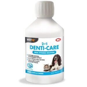 בקבוק מי פה רפואי לכלבים וחתולים