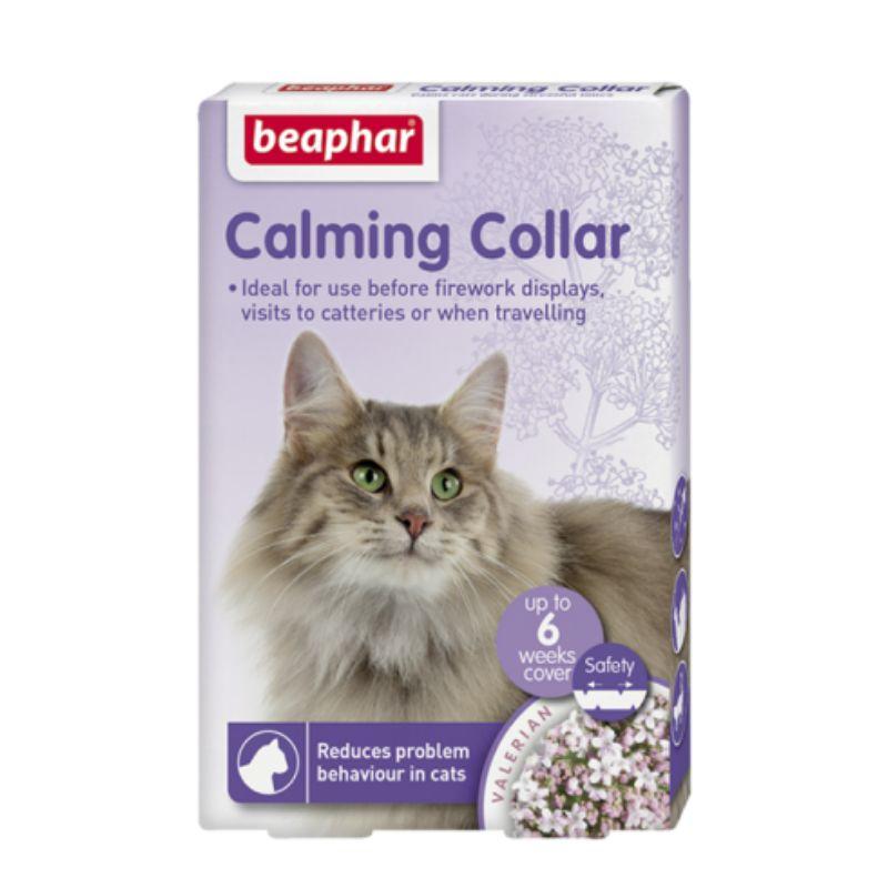 קולר מרגיע לחתולים של חברת ביפהאר