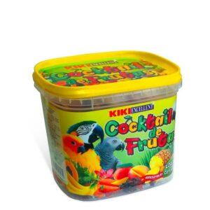 תערובת פירות לתוכים בקופסא אטומה