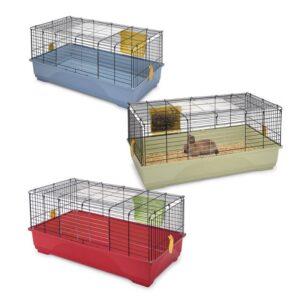 כלובים לאנבות בצבעים שונים