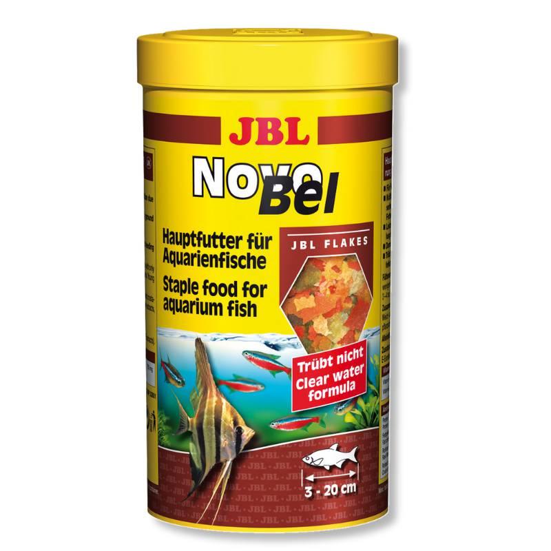 קוספת מזון לדגים jbl novo bel