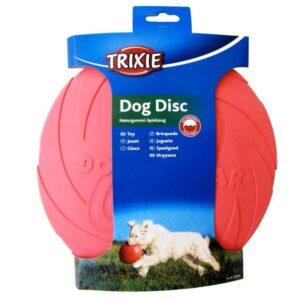 צעצוע צלחת מעופפת לכלבים של חברת טריקסי