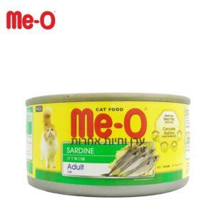 פחית מזון רטוב לחתולים בטעם סרידים ME-O