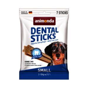 אריזת חטיף דנטלי לכלבים מגזע קטן
