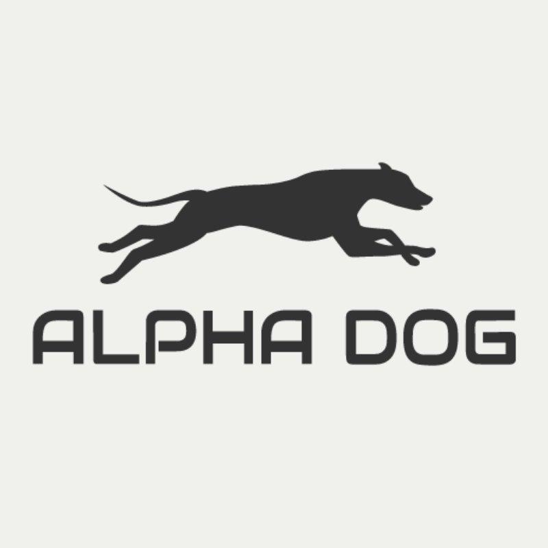 אלפא דוג לוגו