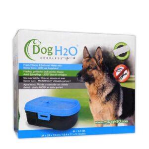 מזרקת שתיה לכלבים H2O